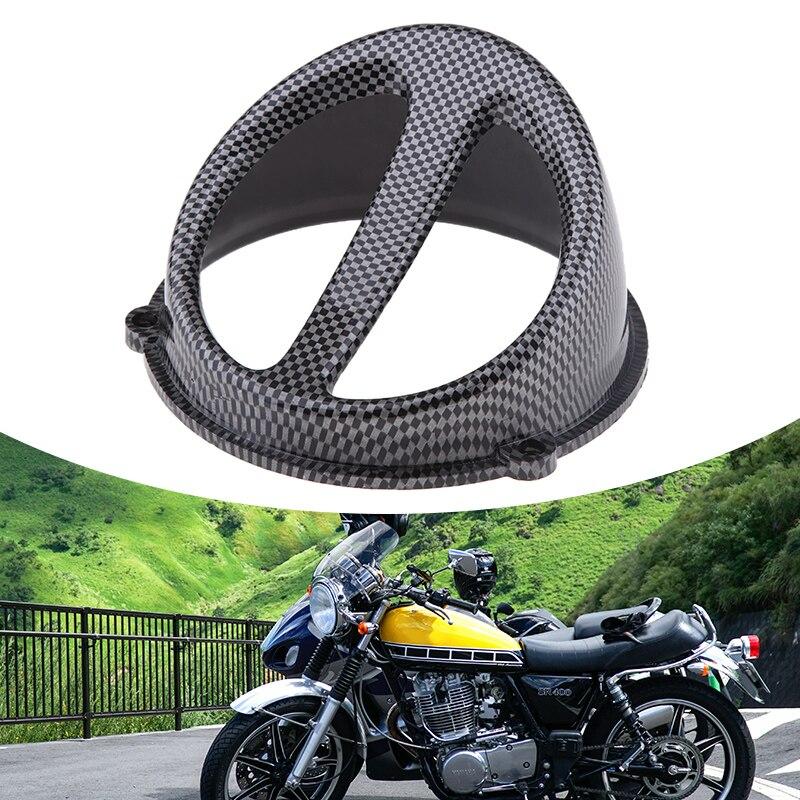 1 חתיכה פלסטיק מאוורר כיסוי אוויר סקופ שווי עבור GY6 125/150cc קטנוע 152QMI 157QMJ מנוע אופנוע אביזרי קטנוע שחור