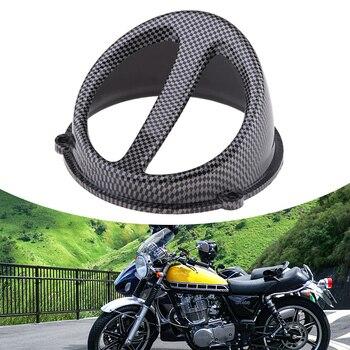 Fanático de la motocicleta tapa de la pala de aire para GY6 125/150cc Scooter chino 152QMI 157QMJ marco medio Deflector de aire accesorios de motocicleta