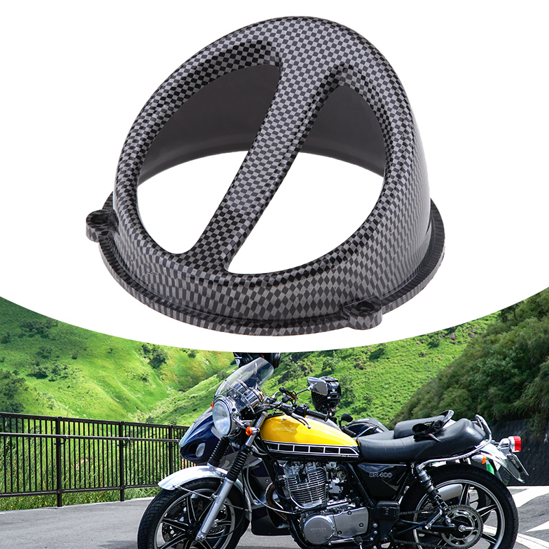 Motorcycle Fan Cover Air Scoop Cap for GY6 125/150cc Chinese Scooter 152QMI 157QMJ Mid-Frame Air Deflector Moto Accessories