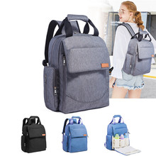 Diaper Bag for Mommy Maternity Nappy Backpack Baby Stroller Organizer Nursing Changing Bags to Care