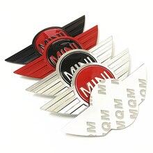 Металлическая 3d-мини-наклейка на автомобиль, передняя головка, капот или задний бампер, багажник, значок на багажник, эмблема, логотип, аксес...