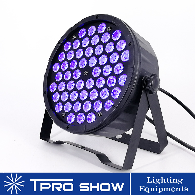 <font><b>LED</b></font> <font><b>Par</b></font> 54x3W RGB <font><b>LED</b></font> Stage Lighting Effect <font><b>12x12W</b></font> RGBW Lamp Sound Party Light DMX512 Control For Wedding Club DJ RGBWAUV Option image