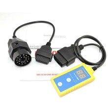 B800 obd2 escáner SRS y reseteador de herramienta para BMW ajuste E36 E46 E34 E38 E39 Z3 Z4 X5 DFDF