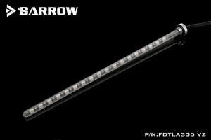 Image 5 - בארו RGB רצועת עבור מאגר אורורה LRC2.0 5V LED מים טנק קוורץ חלבית זכוכית תאורת הרכבה FDTLA V2