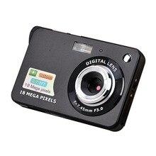 2.7 Inch TFT LCD Display 18MP 720P 8x Zoom HD Digital Camera Anti-Shake Camcorder
