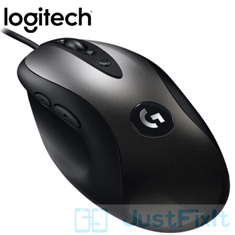 Logitech MX518 LEGENDARY Classic Gaming Mouse 16000DPI Programming Mouse Upgraded image