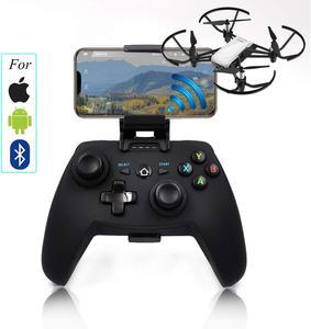 Image 1 - S1D โทรศัพท์มือถือไร้สาย Controller จอยสติ๊กสำหรับ Tello/Spark Drone REMOTE Controller (สำหรับ Apple/Android/บลูทูธระบบ)
