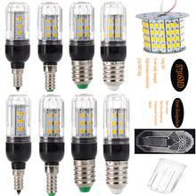 10X LED Blub E27 E26 E12 E14 LED Corn Light Bulbs DC 12V 24V 9W 27LED Super Bright Table Desk Lamps Spotlights for Home Lighting