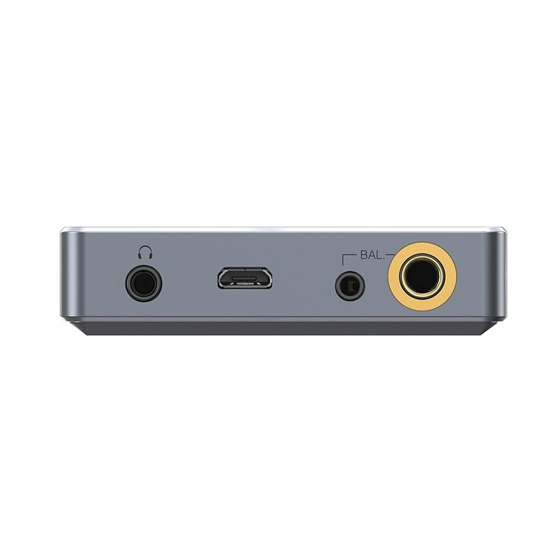 FiiO AM3E 2.5MM + 3.5MM + 4.4MM Balanced Amplifier Module  X7 Exclusive Amplifier Module Q5s Standard Earphone Amplifier Part