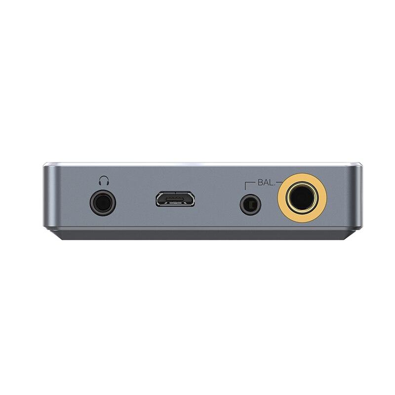 FiiO AM3E 2.5MM + 3.5MM + 4.4MM Module amplificateur équilibré X7 module amplificateur exclusif Q5s pièce amplificateur pour écouteurs standard