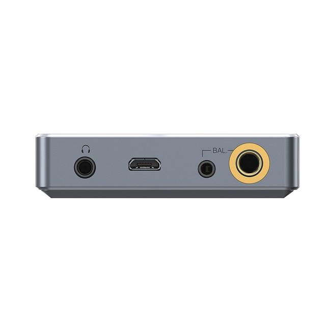 FiiO AM3E 2.5MM + 3.5MM + 4.4MM מאוזן מגבר מודול X7 בלעדי מגבר מודול Q5s סטנדרטי אוזניות מגבר חלק