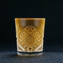 Высококлассная резная 60 мл рюмка без свинца ВОДКА стеклянная чашка виски коктейль белый стеклянный бар Домашний дегустация стеклянная чашка пуля стекло