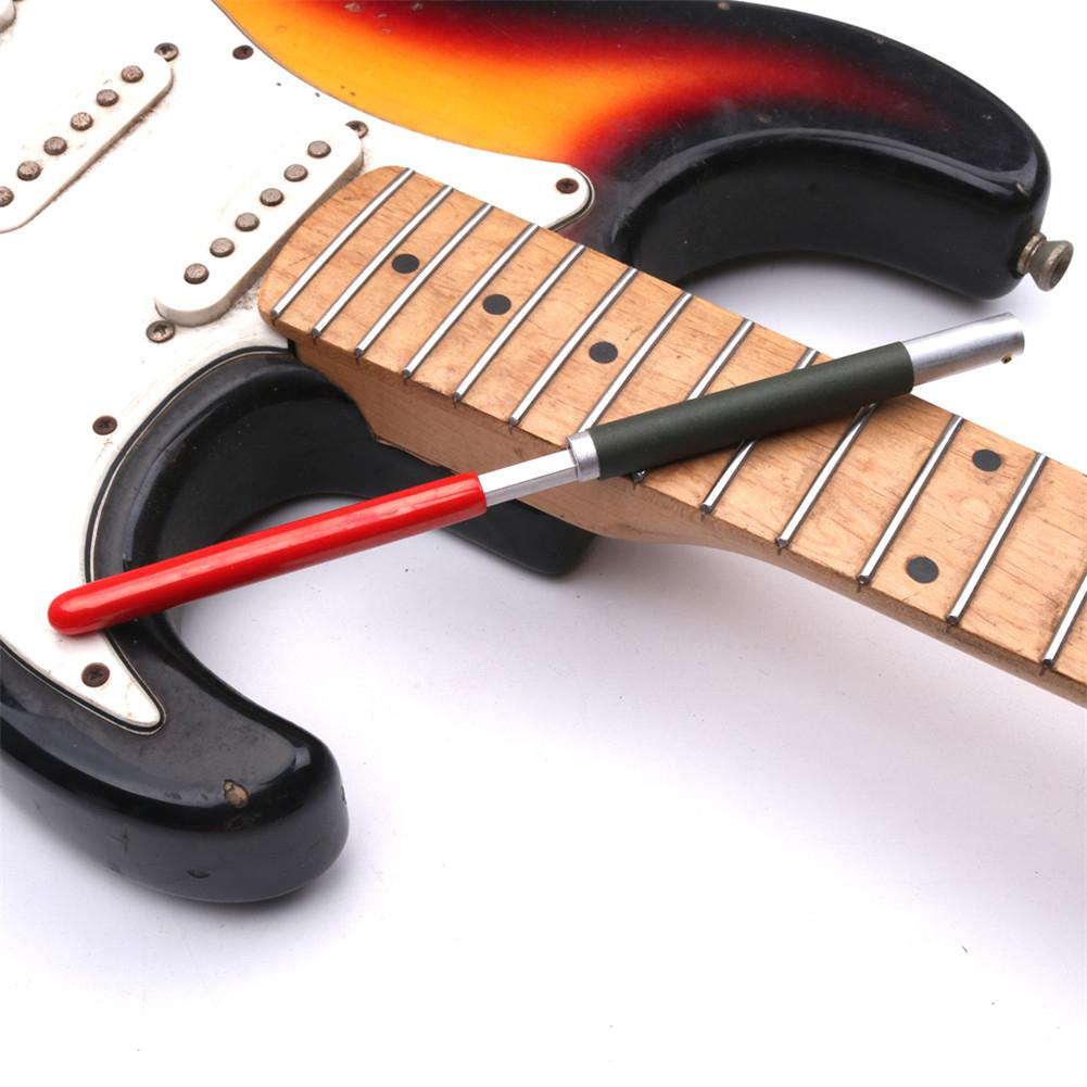 High Quality Guitar Fret Level Crowning Sanding Stick File For Musical Guitar Parts Instrument Accessories
