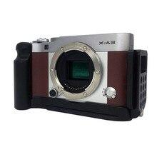 Camera L Giá Đỡ Tay Cầm Tay Tấm Thẳng Đứng Dành Cho Máy Ảnh Fujifilm Fuji X A3 X A5