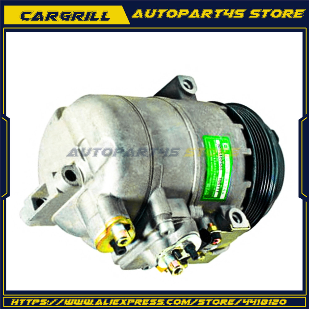 For AC air conditioning compressor Mercedes E300 320 420 430 <font><b>E55</b></font> <font><b>AMG</b></font> 96-03 5097010AA 0002302011 0002307011 000230701188 4710293 image