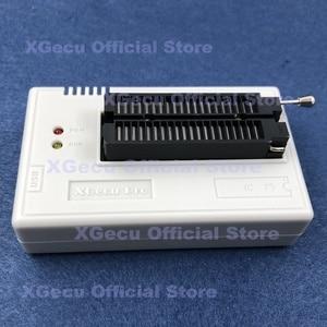 Image 2 - Black ZIF socket V10.27 XGecu TL866II Plus USB Programmer 15000+IC SPI Flash NAND EEPROM MCU PIC AVR+ 12PCS ADAPTER+IC EXTRACTOR