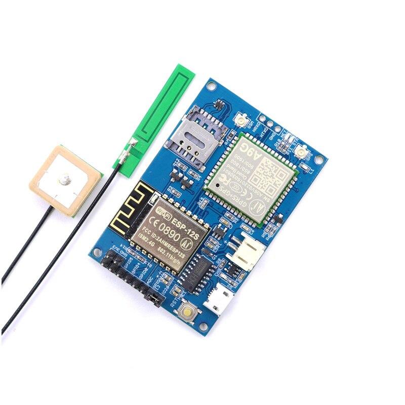 kit sensor de gps sem fio iot para arduino apoio mqtt