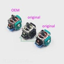 10 adet 3Pin 3D Rocker 3D analog joystick sensörü modülü PlayStation 4 denetleyicisi için PS4 PS3 Xbox one denetleyicisi için