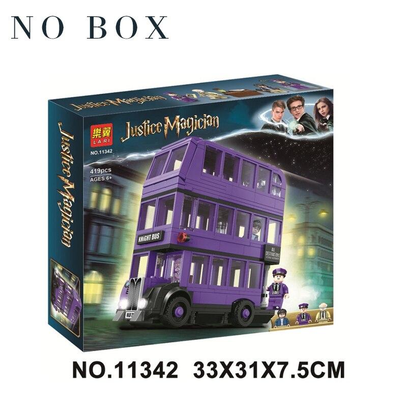 Harri mondes magiques poudlard tour d'horloge grande salle Legoinglys Harri blocs de construction briques 75945 75946 75957 75958 75965 jouet