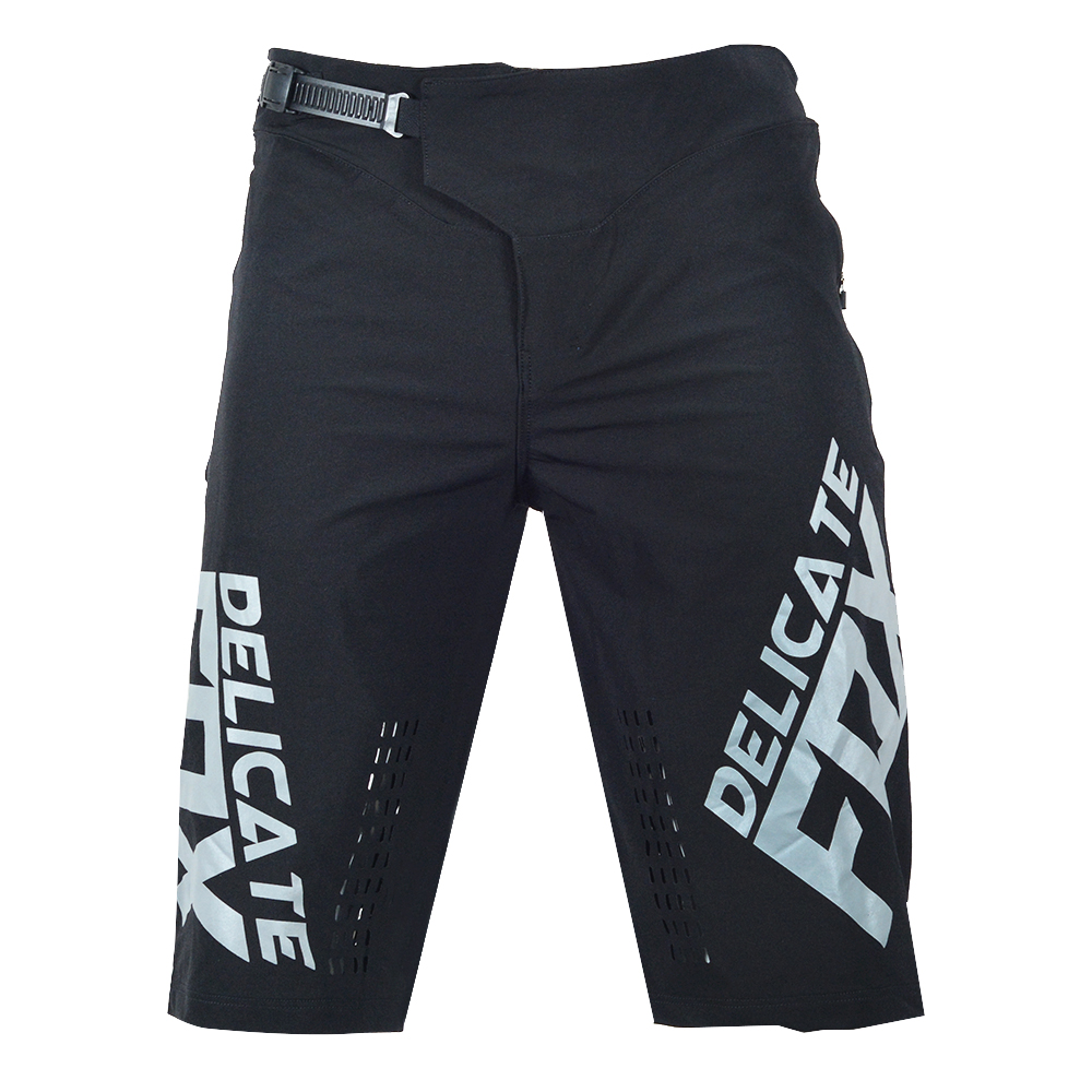 Delicate Fox Defend Shorts Motocross Racing Street Moto Mountain Bicycle Offroad Summer Shorts Pants