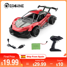 Eachine EC06 1:14 2.4GHZ 4CH High Frequency Alloy Remote Control High-speed Moter RC Racing Car
