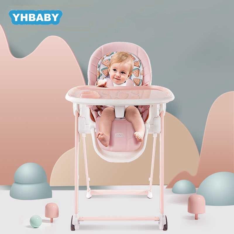 Baby Dining Chair Newborn Highchair Multifunctional Adjustable Foldable Baby Dining Table Baby Eating Chair For Feeding