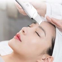 Beauty Star Ultrasonic Face Cleaner Skin Scrubber Ultrasound Vibration Massager Ultrasound Peeling Clean Tone Lift Scrubber