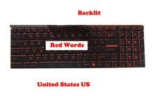 Crystal Keyboard For MSI GE72 2QC 2QD 2QL 6QF 6QC 6QD 6QL PE60 2QE 6QE PE70 PE72 7RD 7TH GL62 GL62M 7RDX
