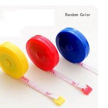 60 дюймов 1,5 м мягкой и Выдвижной Рулетка медицинский измерениями тела Портной Швейные Ремесло ткань диеты измерительная лента