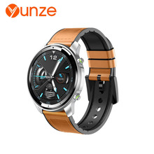 YUNZE H15 Smartwatch heart rate blood pressure multi motion step waterproof smart watch ANDROID iOS uw80c gps smart watch with return cruise sos compass sensor wristwatch heart rate multi motion scene waterproof for andriod