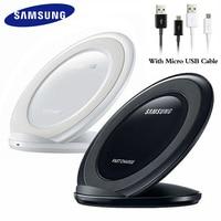 Original Samsung schnelle lade drahtlose ladegerät stand Für Galaxy s21/s20 ultra s10/S9/S8 plus HINWEIS 20/10/9/8 für iPhone 12/12Pro