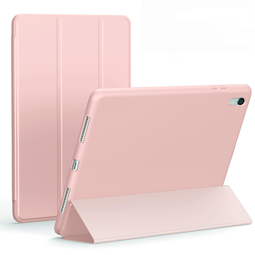 Pink 1 Yellow for iPad 2020 Air 4 10 9 inch Airbag Transparent matte soft protection Case For New