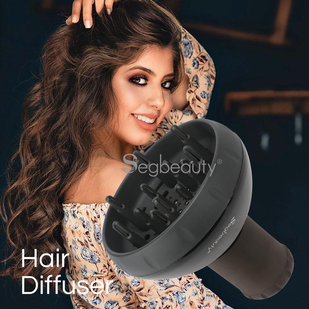 cuidados com o cabelo frizz-ventilador livre acessórios do salão de beleza
