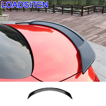 Parts Modified Automobile Exterior Automovil Upgraded Accessory Car Styling Wings Spoilers 15 16 17 18 FOR Mercedes Benz C Class