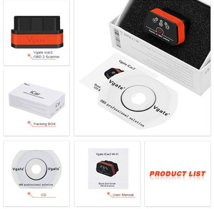 Image 4 - Automotive Diagnostic Tools  Automotive Diagnostic Fault Scanner for Vgate iCar2 Bluetooth Car Engine for Android Iso for BMW