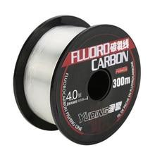 Linha de pesca fluorocarbon hilo de pesca misina tresse peche vislijn florocarbon multifilamento trança sedal ligne angelschnur