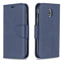 Flip Leather Phone Case For Samsung Galaxy J3 2017 EU J330 Magnetic Wallet Card Holder Back Cover For Galaxy J3 2017 EU Coque retro pu leather flip wallet cover for samsung galaxy j3 2017 eu j330 j3 2018 j3 2016 j3109 j3 pro prime stand card slot fundas