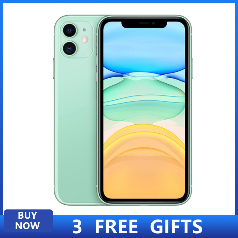Soyes Apple A13 Bionic Original iPhone 11 64gb 4gbb GSM Nfc Adaptive Fast Charge Wireless Charging