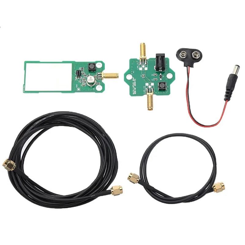 Mini-Whip Mf/Hf/Vhf Sdr Antenna Miniwhip Shortwave Active Antenna For Ore Radio, Tube (Transistor) Radio