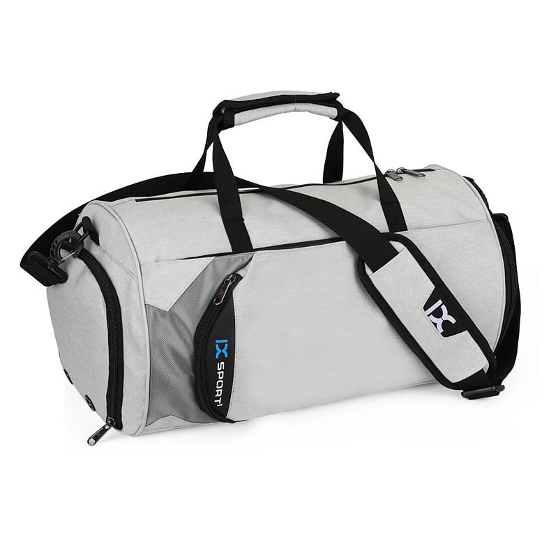New 20L Cheapest Men Gym Bag Women Shoe Compartment Waterproof Sport Bags For Fitness Training Yoga Bolsa Sac De Sport
