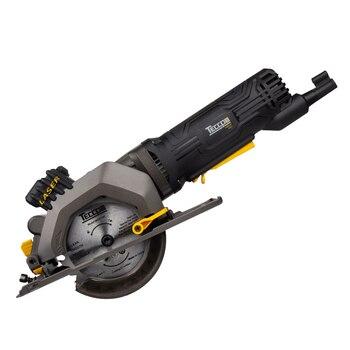 Mini Cutting Machine Woodworking Electric Circular Saw Home Multi-Function Electric Portable Chainsaw Can Be Cut Circular Saw