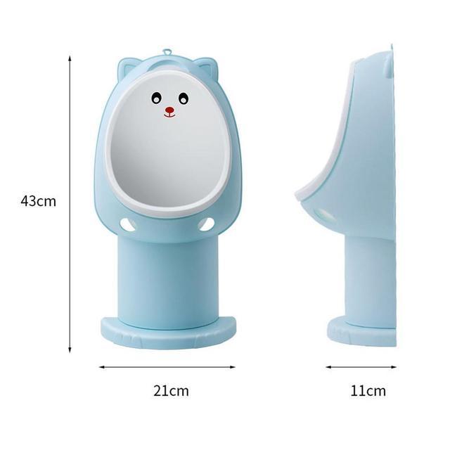 2 Colors Split Type Children's Toilet Portable Baby Potty Training Urinal Boys Girls Training Toilet For Toddler 1