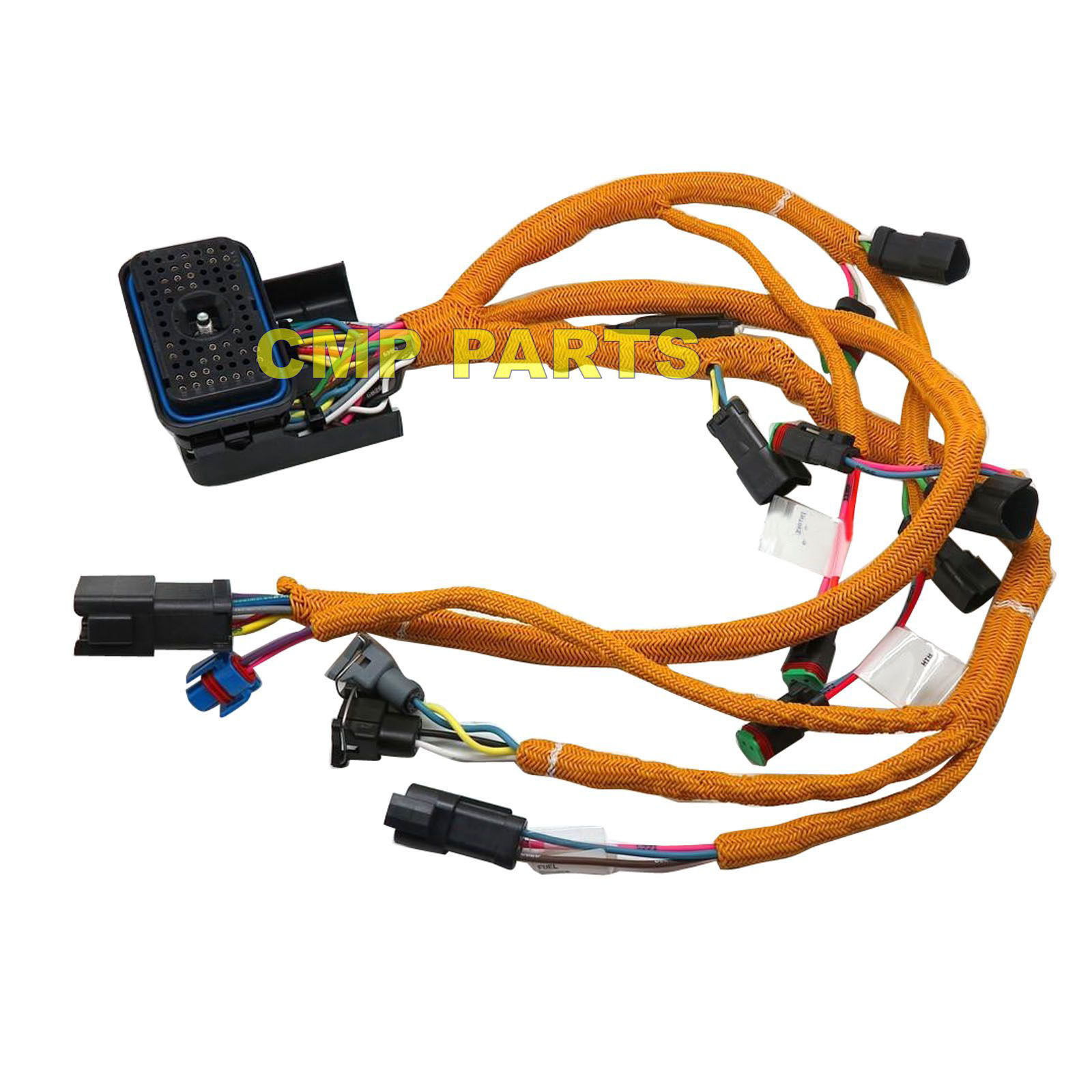 Motor Kablo Demeti 190-5038 1905038 Uyar 325C 322C 320C E325C E322C E320C 1 Yıl Garanti Ile