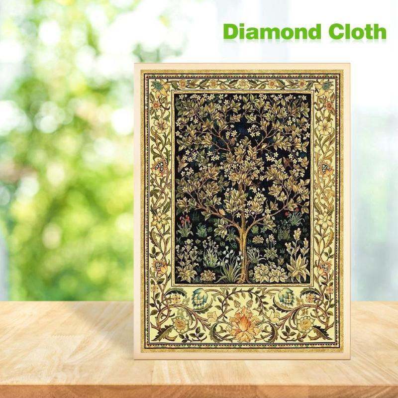 DIY 5D Handmade Cross Stitch Embroidery Kit Design Home Decor