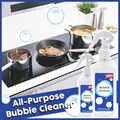 1 Pcs Küche Blase Reiniger Fett Reiniger Multi-Zweck Schaum Reinigung Bereinigung Beste Verkauf 2019 Produkte