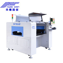 JUKI Nozzle Pick and Place Machine/Small Pick And Place Machine HW-T8SG-80F High Speed LED PCB Production Line Machines