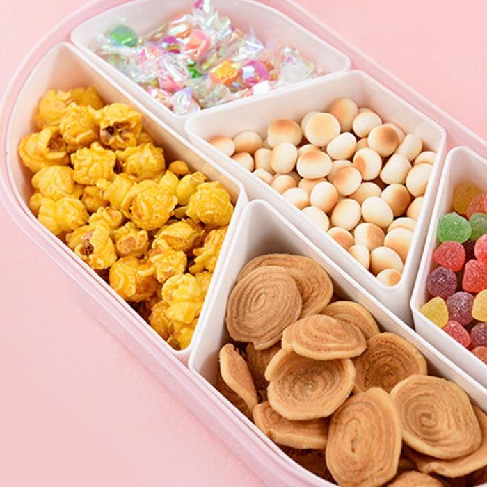 de Caixa de Doces Prato de Frutas
