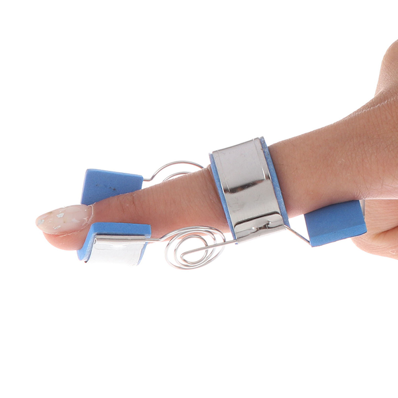 Finger Joints Training Splint Orthosis Finger's Contractures Spasm Stroke Knuckle Recovery Rehabilitation Exercise Support