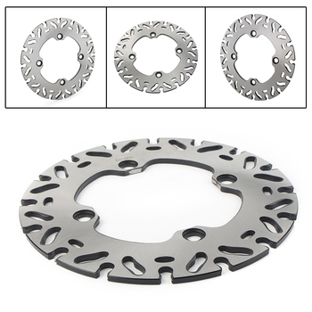 Stainless Steel Disk  Motorcycle Rear Brake Disc Rotors Motorcycle For Honda CBR600RR CBR1000RR CBR 600RR 1000RR