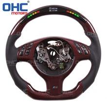 Светодиодный дисплей рулевого колеса совместимый для BMW E46 3 серии светодиодный